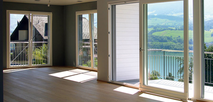 UPVC Doors and Windows Sliding Window